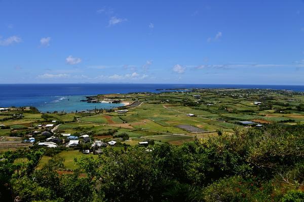 與論島 image