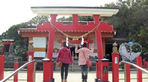 釜蓋神社(射楯兵主神社) image