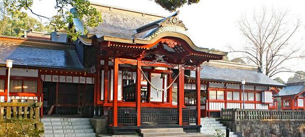 鹿児島神宮 image