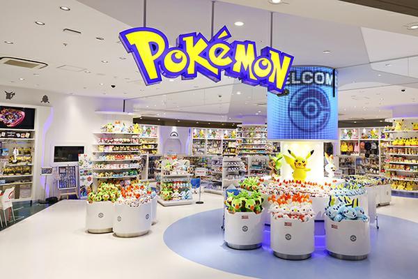 Pokémon Center TOKYO-BAY image