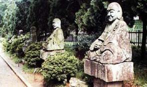 石造十六羅漢 image