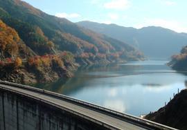 奥矢作湖 image