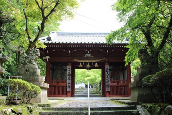 神峯山寺 image