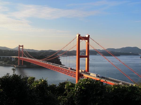 平戸大橋 image