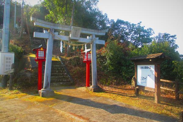 白岳神社 image