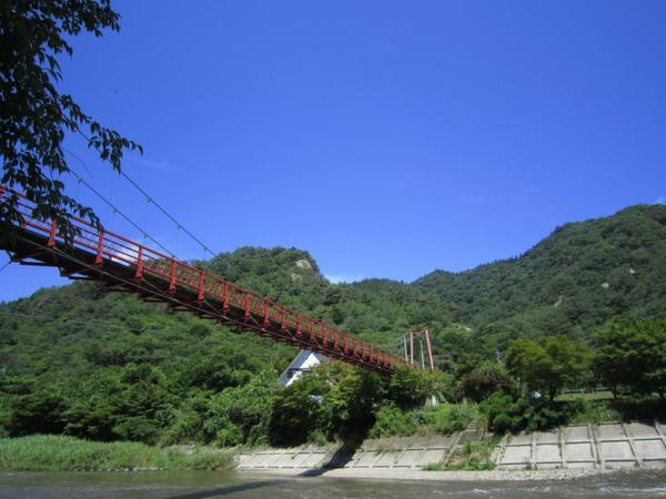 あゆのつり橋 image