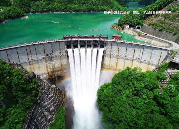 川治水壩 image