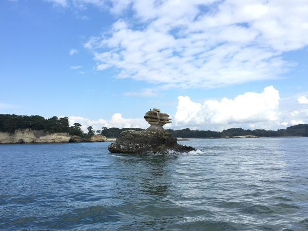 新松岛观光船 image