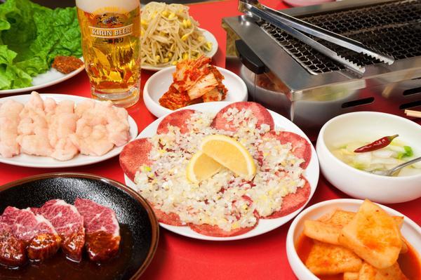 烤肉 盐味内脏 Aje松原总店 image