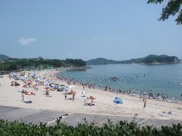 겐민노하마 해수욕장 image