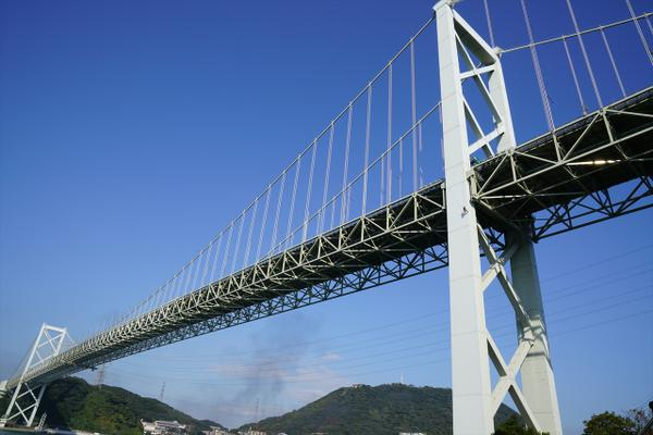 関門橋 image