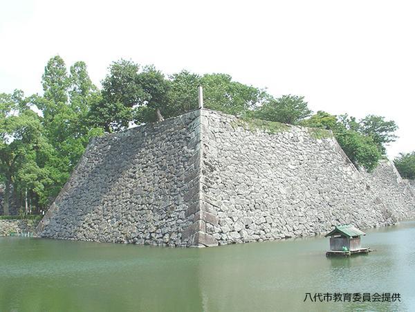 八代城跡 image