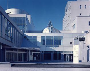 富山市民廣場 image