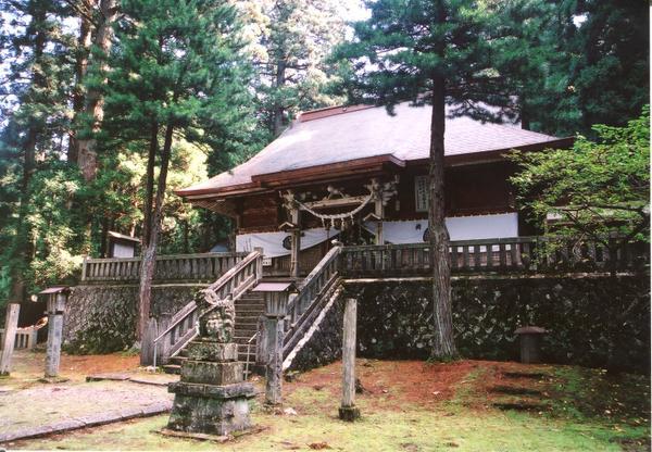 早池峰神社 image