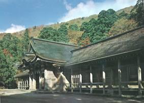 Ogamiyama-jinja Shrine Okumiya Shinmon Gate image