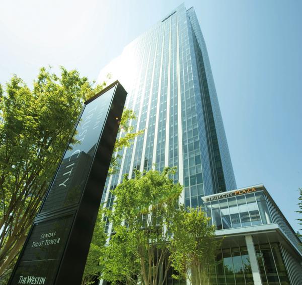 Sendai Trust City image