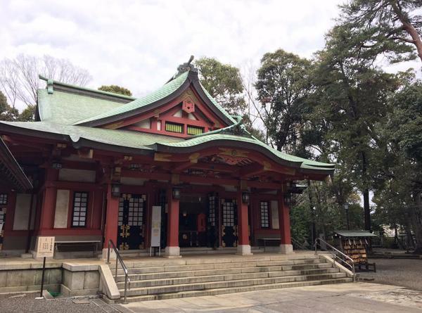 世田谷八幡宮 image