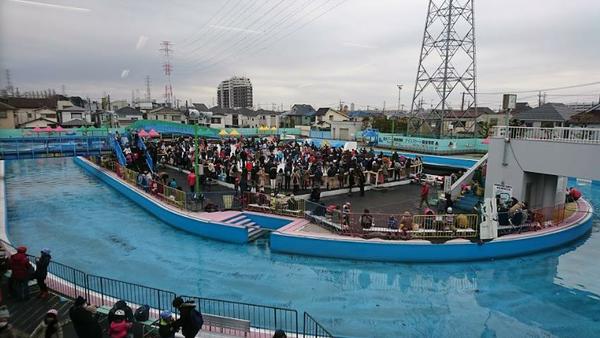 川口市立グリーンセンター 流水プール場 image