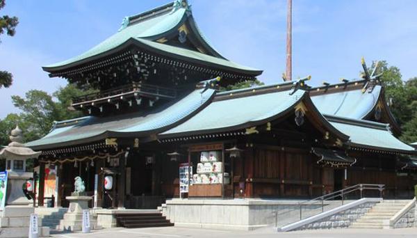 ศาลเจ้าโทอิชิฮาจิมันกู image