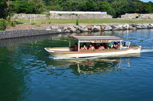 萩八景遊覧船 image