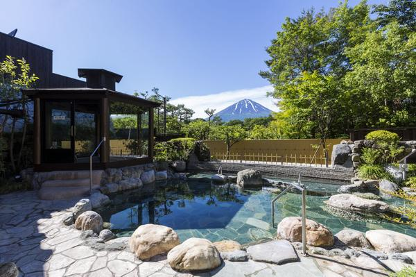 富士眺望の湯 ゆらり image