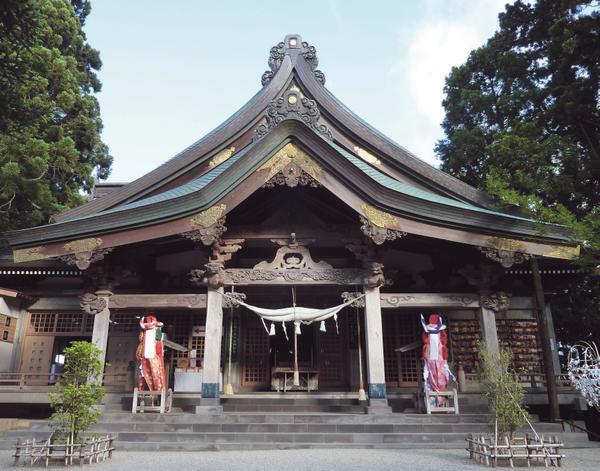 太平山三吉神社総本宮 image