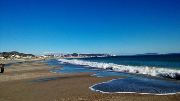 三浦海岸海水浴場 image