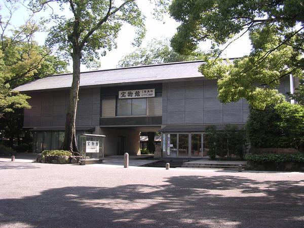 三嶋大社宝物館 image