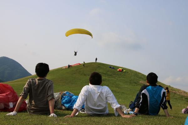 アサギリ高原パラグライダースクール image