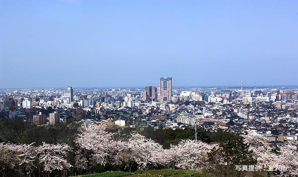 卯辰山公園 image