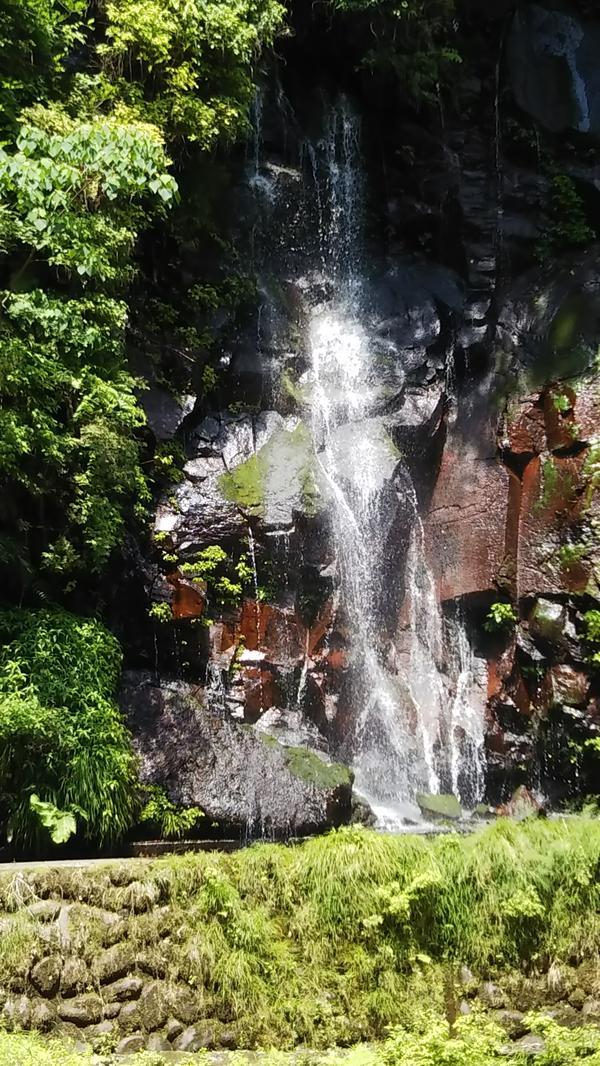白水の滝 image