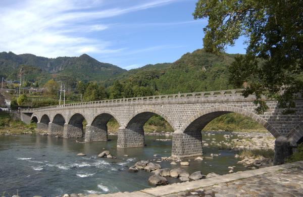 耶馬渓橋 image