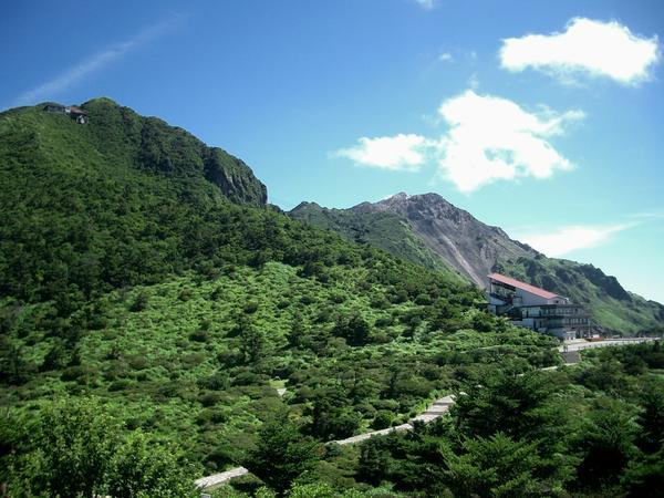 雲仙岳 image