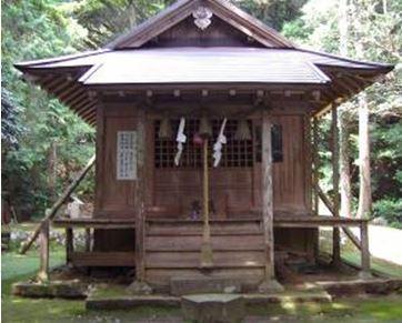 茂宇気神社 image