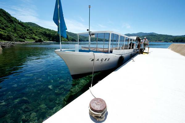 加賀の潜戸観光遊覧船 image