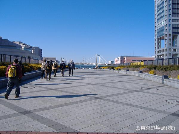 東京都立シンボルプロムナード公園 image