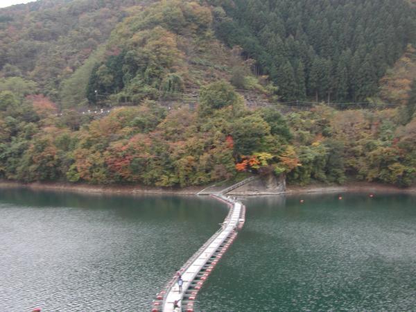 麦山の浮橋 image