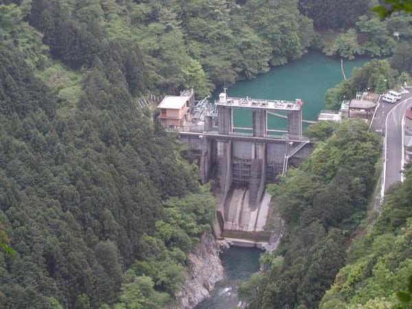 白丸調整池ダム image