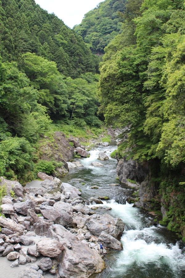 鳩ノ巣渓谷 image