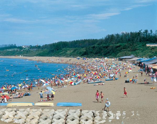 浜地海水浴場 image
