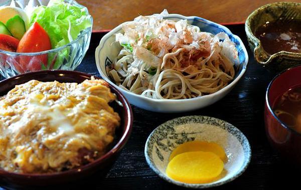 에치젠 소바도코로 가쓰쇼쿠 image
