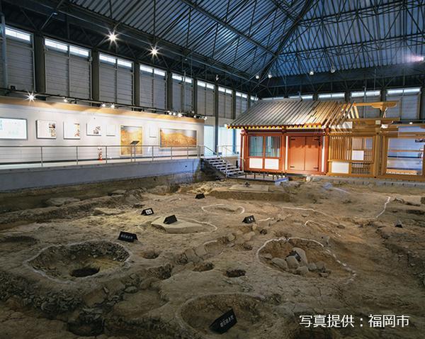 鴻臚館跡展示館 image