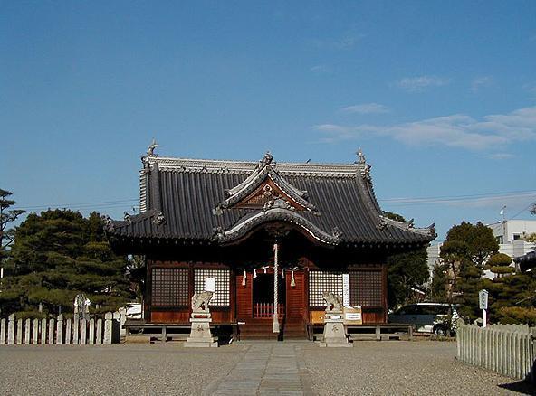 尾上神社 image