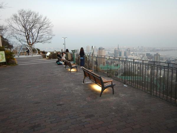 諏訪山公園 ビーナステラス image