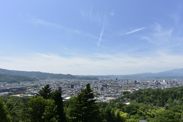 信夫山ガイドセンター image