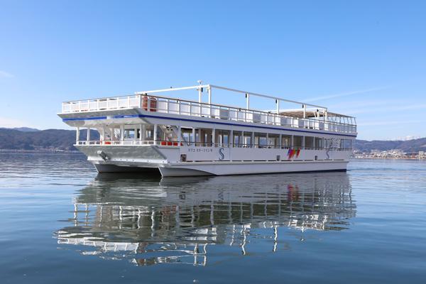 諏訪湖観光汽船 image