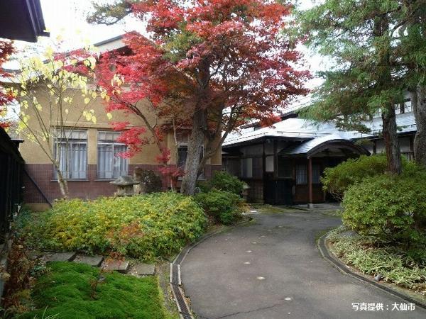 登録有形文化財 旧本郷家住宅 image