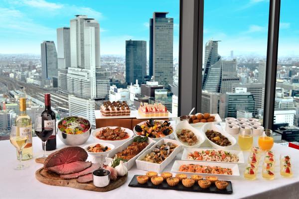 名古屋プリンスホテル  スカイタワー レストラン「Sky Dining 天空」 image