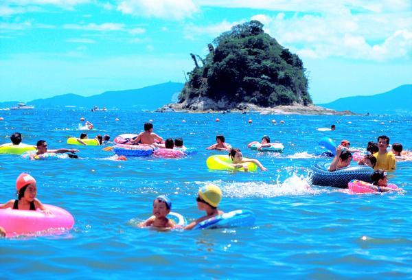 三河大島海水浴場 image