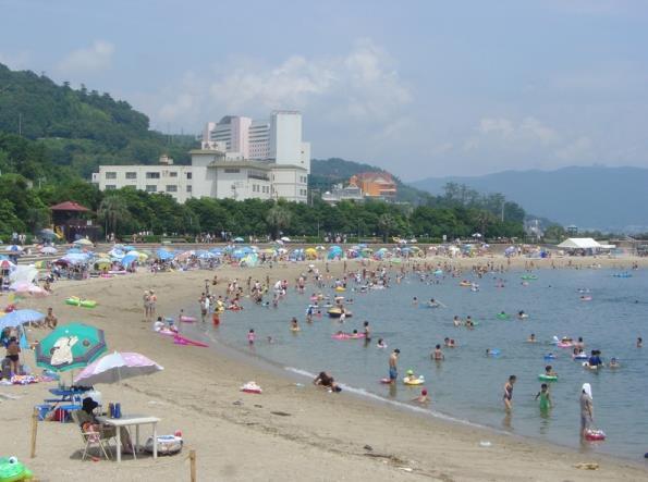 恵比寿海水浴場 image